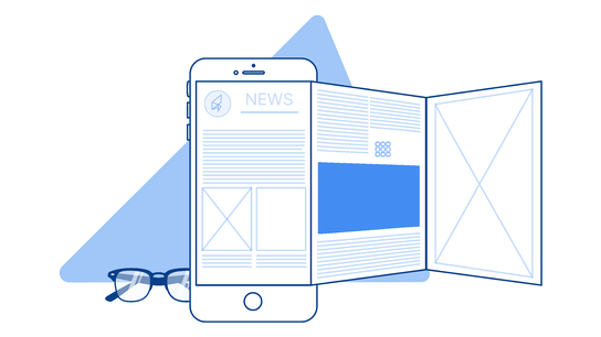 EDM Email Marketing  Illustration -04