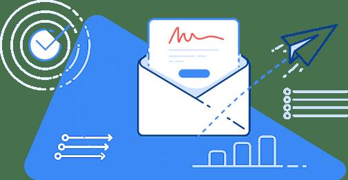 Illustration: email marketing