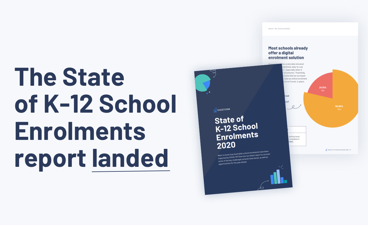 image: state of enrolments report