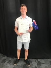 Mark Australian Citizenship
