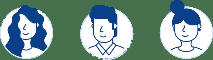 Illustration: User personas