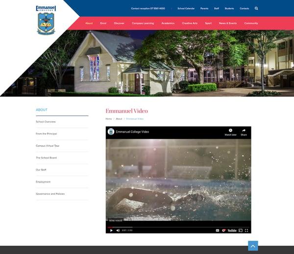 Emmanuel-Website