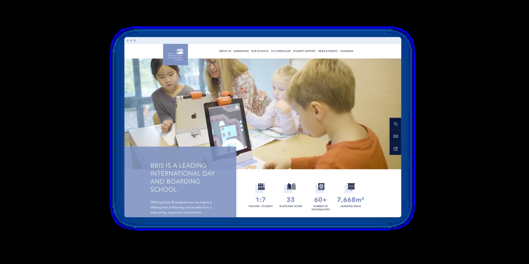 Image: BBIS School Website