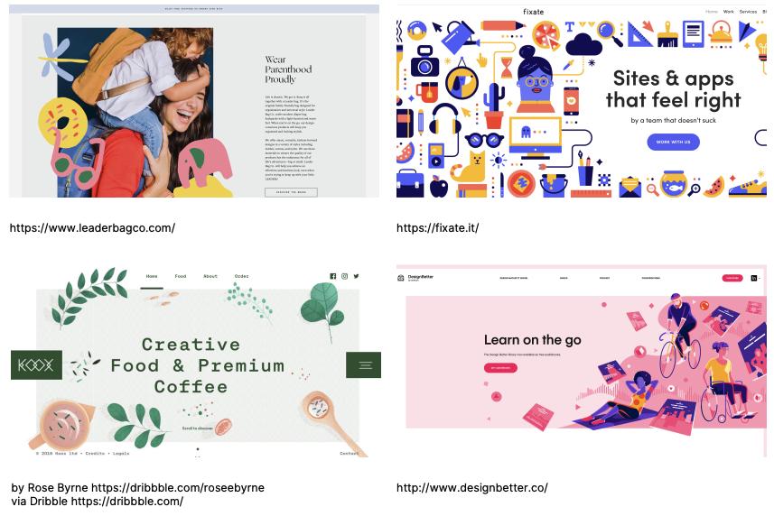 website-design-illustrations